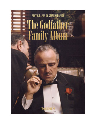 Taschen Steve Schapiro The Godfather Family Album 40th Anniversary Edition 9783836580649