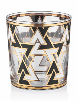 Chiara Alessi Sevgi Siyah Su Bardağı CA442240BL