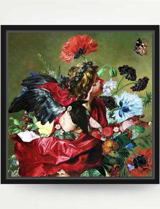 Lovinart Angel & Butterfly by Paulo Vilarinho Portekiz L-072