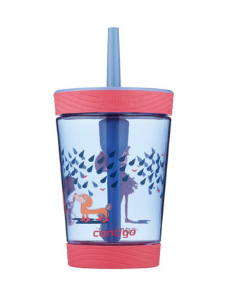 Contigo Spill Proof Tmbler Suluk Pembe Şemsiye 420 ml 1000-0771