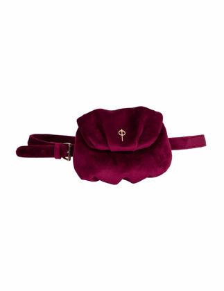 Otrera Tiny Belty Bordeaux Çanta TB-89