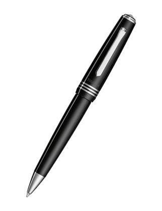 Tibaldi Zengin Siyah Reçine Tükenmez Kalem N60-237_BP