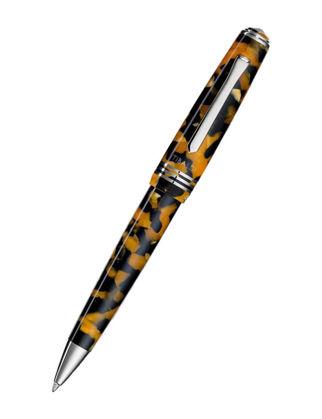 Tibaldi Amber Sarı Reçine Tükenmez Kalem N60-550_BP