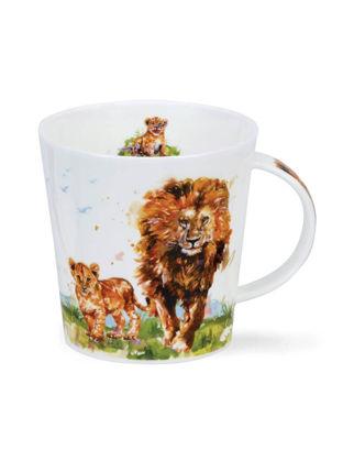 Dunoon Mug Serengeti Aslanı DUH.MUG.SERE.LI