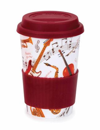 Dunoon Mug Travel Instrumental Kırmızı DUH.MUG.INST