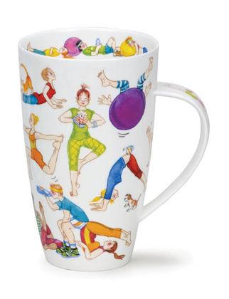 Dunoon Mug Flexible Friends Henley DUH.MUG.FLEF