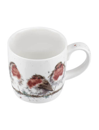 Royal Worcester Mug Pink Ladies RW.MMMH.5629-XT