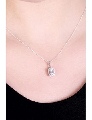 Lulu Jewelery Gümüş Baget Set LL0178