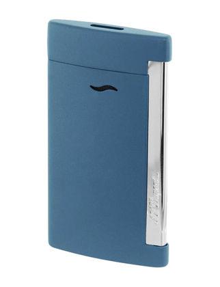 S.T. Dupont Köpek Balığı Mavisi Slim Çakmak 27739