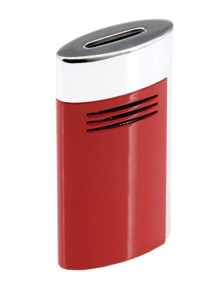 S.T. Dupont Megajet Kırmızı-Krom Çakmak 20703