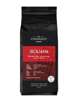 Das Stammgast Siciliana Öğütülmüş Filtre Kahve 23014