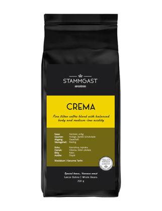 Das Stammgast Crema Öğütülmüş Filtre Kahve 23016