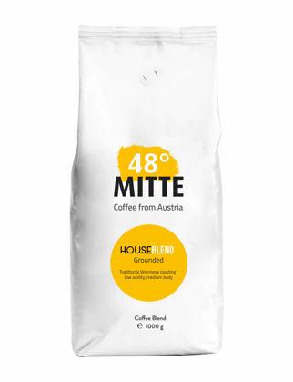 Das Stammgast House Blend Öğütülmüş Filtre Kahve 24001