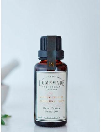 Homemade Aromaterapi Soğuk Sıkım Kuşburnu Çekirdeği Yağı-30 ml 8682214530683