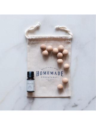 Homemade Aromaterapi Güve Koruyucu Set 8682214539990