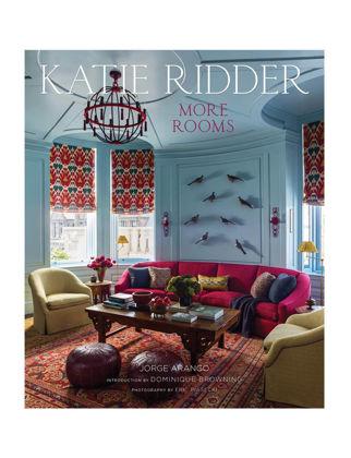 Vendome Press Katie Ridder: More Rooms 9780865653832