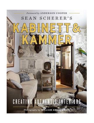 Vendome Press Kabinett & Kammer: Creating Authentic Interiors 9780865653825