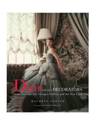 Vendome Press Dior and His Decorators 9780865653535