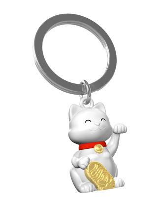 Metalmorphose Şanslı Kedi Anahtarlık MTM226-01