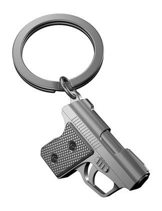 Metalmorphose Gangster Silah Anahtarlık MTM973