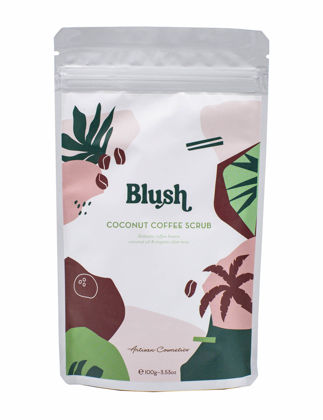 Blush Coconut Coffee Scrub | Kahve Vücut Peelingi 8681933063113