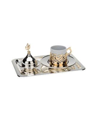 Anatoli Başak Kahve Keyifliği Takımı Tekli 8680571821796