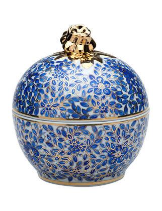 Anatoli Bonboniyer Hoş Eda Altın Dekor/Mavi Dekor 8680571828191