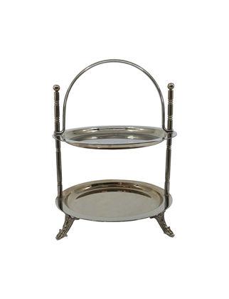 Anatoli Kurabiyelik Halis 2 Katlı Gümüş Kaplama 8680571849868
