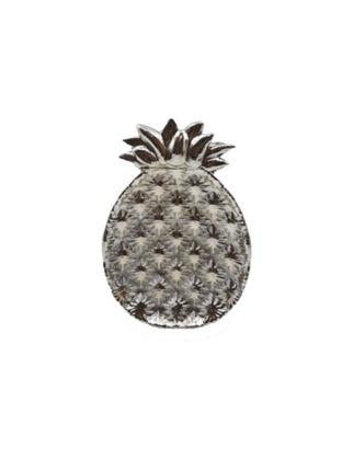 Anatoli Tabak Ananas Küçük Boy Gümüş Kaplama 8680571852783