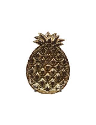 Anatoli Tabak Ananas Küçük Boy Altın Kaplama 8680571852790