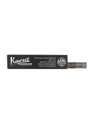 Kaweco 10000371 Refil D1 Siyah 1.0 mm 5'li TCCRF10037100A
