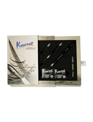 Kaweco 10000229 Kaligrafi Seti Siyah TCCKK10022900A