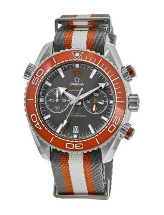 Omega Planet Ocean 600 m Co‑Axial Master Chronometer Chronograph 45.5 mm 215.32.46.51.99.001
