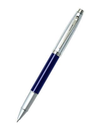 Sheaffer 9308-1 100 Serisi Roller Kalem Mavi Krom TSH1930851000A