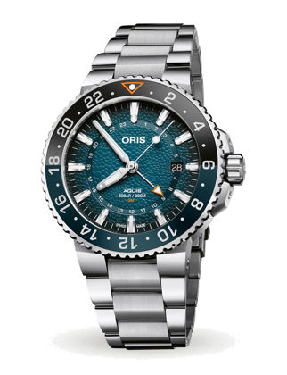 Oris Whale Shark Limited Edition 01 798 7754 4175-Set