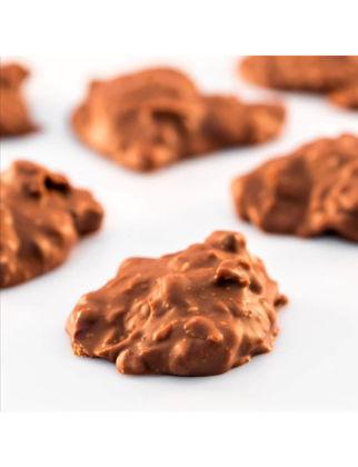 Butterfly Antep Fıstıklı Kornfleksli %33 Sütlü Rocher Çikolata 100 gr GLNQR578