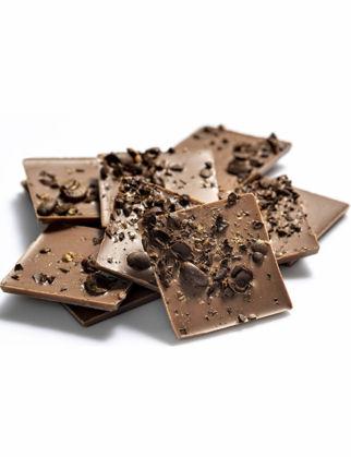 Butterfly Çıtır Kare Çekirdek Kahve Taneli %33 Sütlü Çikolata 100 gr EFGKSW69