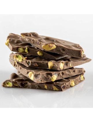 Butterfly Antep Fıstıklı %33 Sütlü Kırma Çikolata 100 gr AMTXZ478
