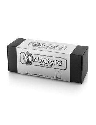 Marvis Beyazlatıcı Tutucu Seti-Beyazlatıcı 411221