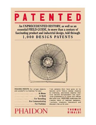 Phaidon Patented: 1,000 Design Patents 9781838662561