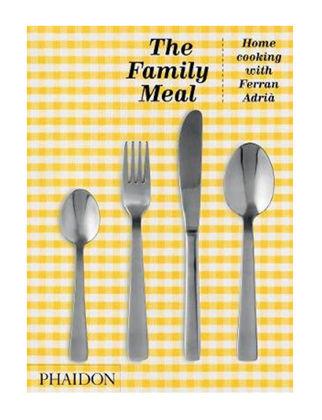 Phaidon The Family Meal 9781838662899