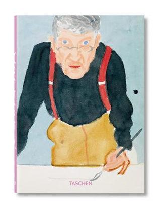 Taschen David Hockney. A Chronology. 40Th Anniversary Edition 9783836582490
