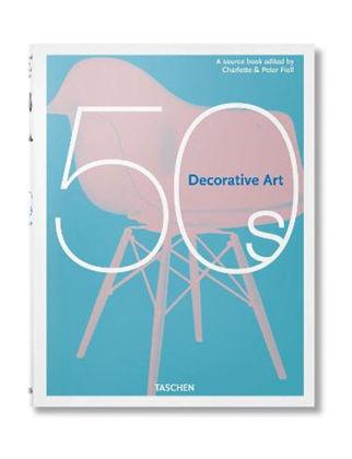 Taschen Decorative Art 1950S 9783836584449
