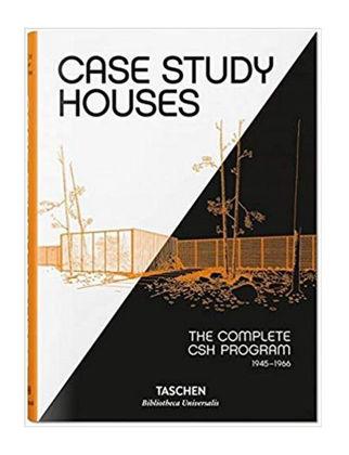 Taschen Case Study Houses 9783836557498