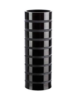 Accract Yatay Çizgili Vazo STR_100-24