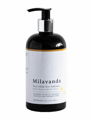Milavanda Keçi Sütlü Sıvı Sabun 8682923370037