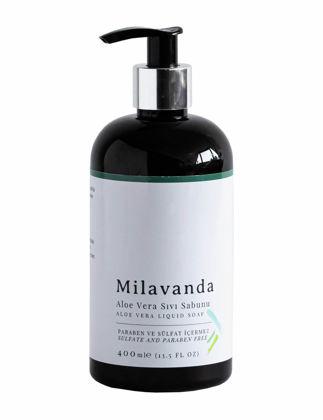 Milavanda Aloe Vera Sıvı Sabun 8682923370051