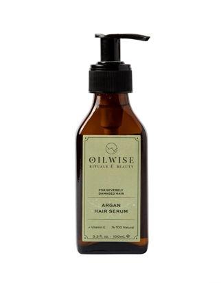 Oilwise Arganlı Saç Serumu 8683027401122