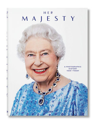 Taschen Her Majesty. A Photographic History 1926–Today 9783836584685