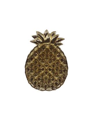 Anatoli Tabak Ananas Büyük Boy Altın Kaplama 8680571852745
